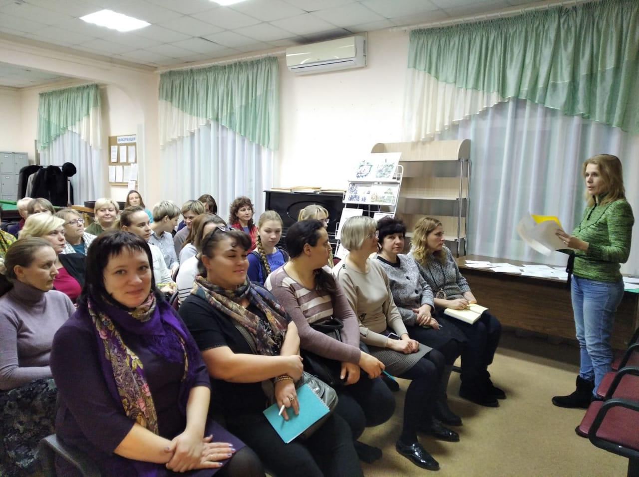 2 декабря в Кольчугине состоялась первая встреча участниц проекта «Смогу сама